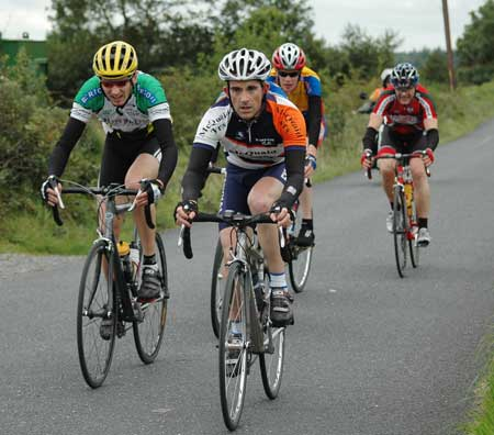Mark 'Powers' To Victory In 'B' Championships | Ulster Cycling News