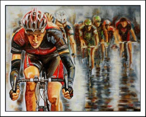 ... Fair – Art Exhibition Including Cycling Art | Ulster Cycling News